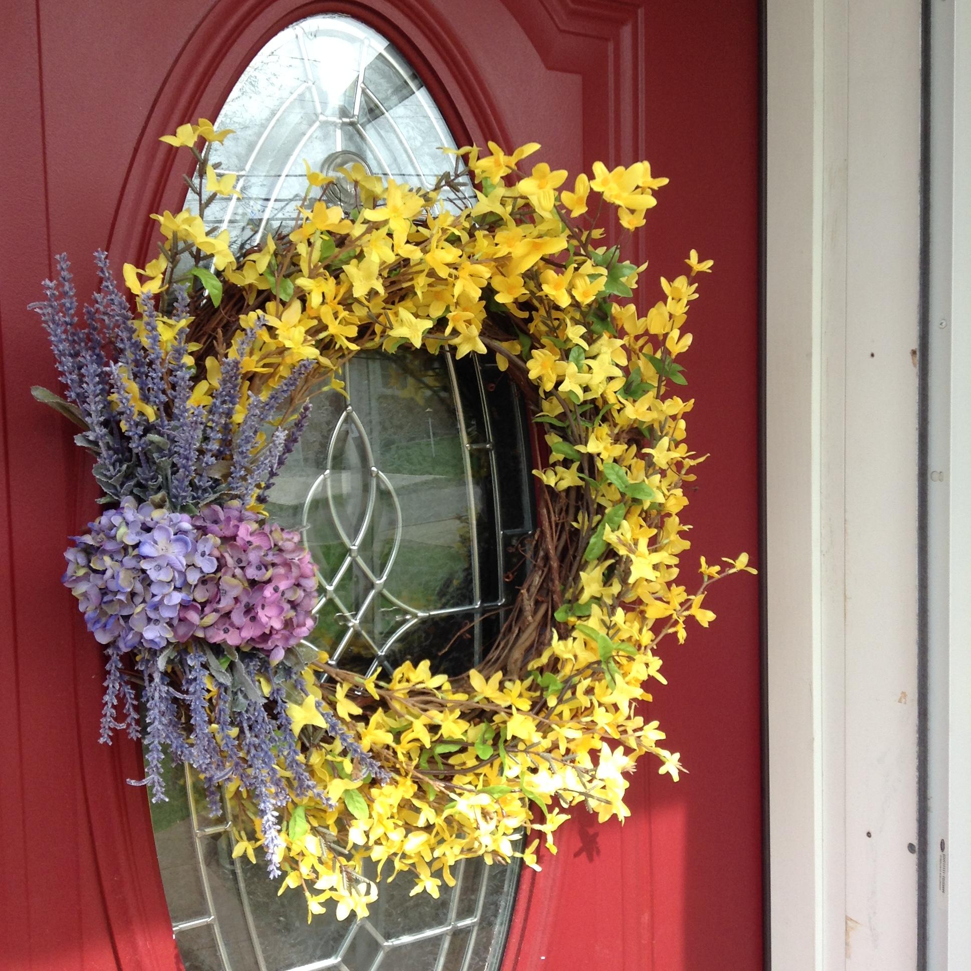 Summer front door wreaths -  Front Door Wreath 20160330_193002818_ios 20160330_192957611_ios 20160330_193008858_ios 20160330_193015731_ios 20160330_193021812_ios