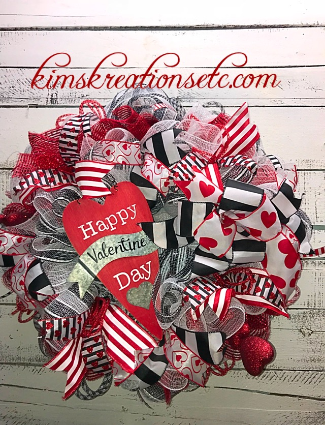 Valentine S Day Wreath Valentine Wreath Valentine Love Valentine