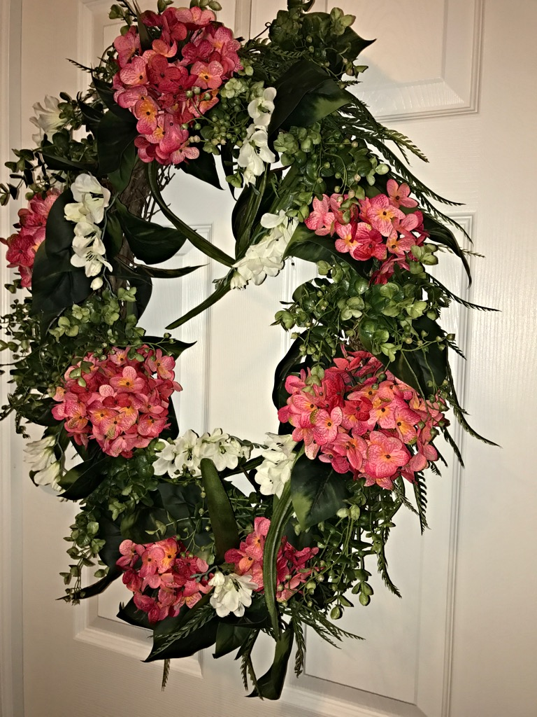 Half Off Front Door Wreath Decorative Wreath Everyday
