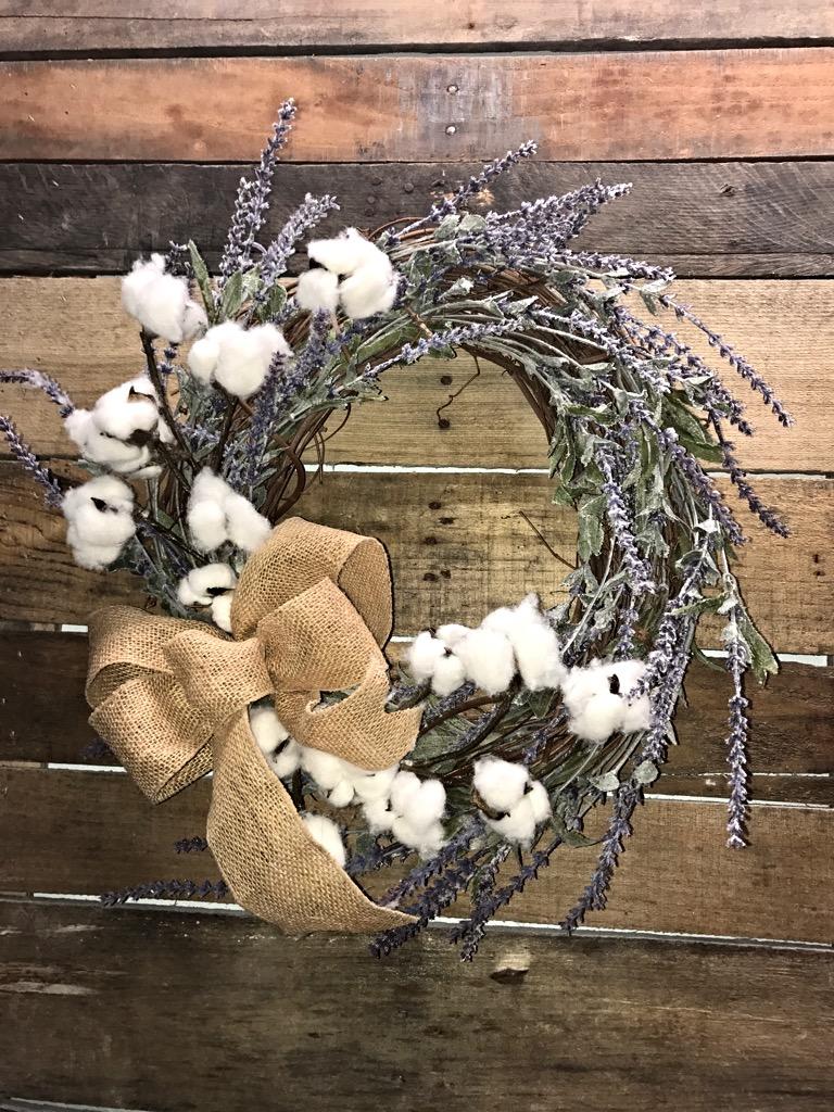 Rustic Style Wreath Farmhouse Style Wreath Small Rustic