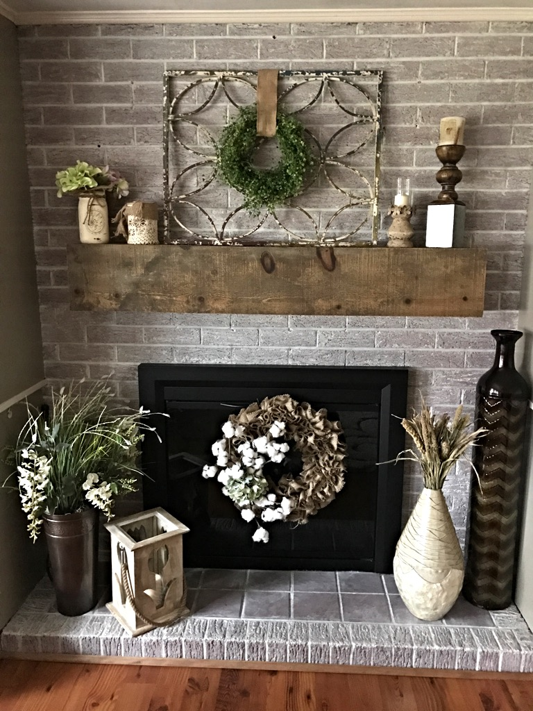 Burlap wreath decorative wreath home d cor everyday for Northwoods decor