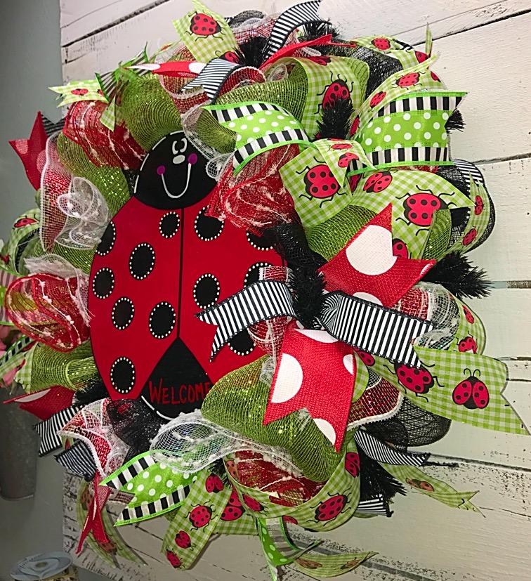 Charmant ... Front Door Wreath, Decorative Wreath, Home Decor. ; 
