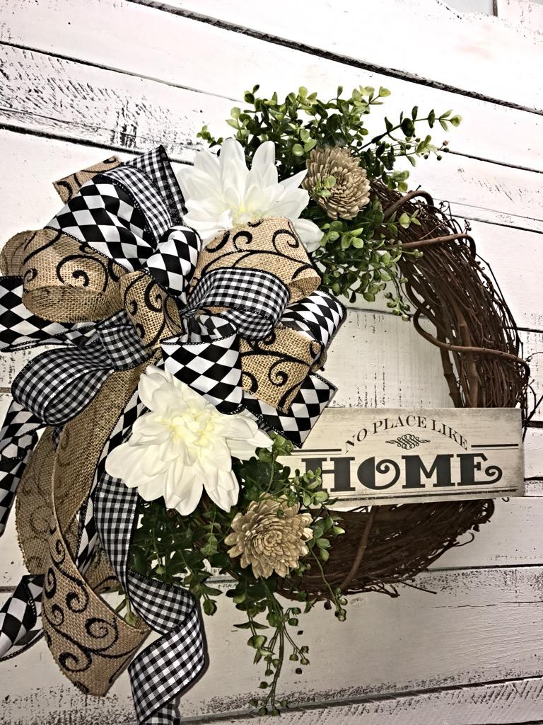 Wreath For Any Season