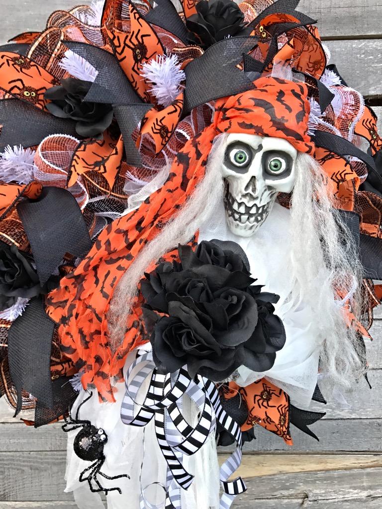 halloween skeleton bride 1