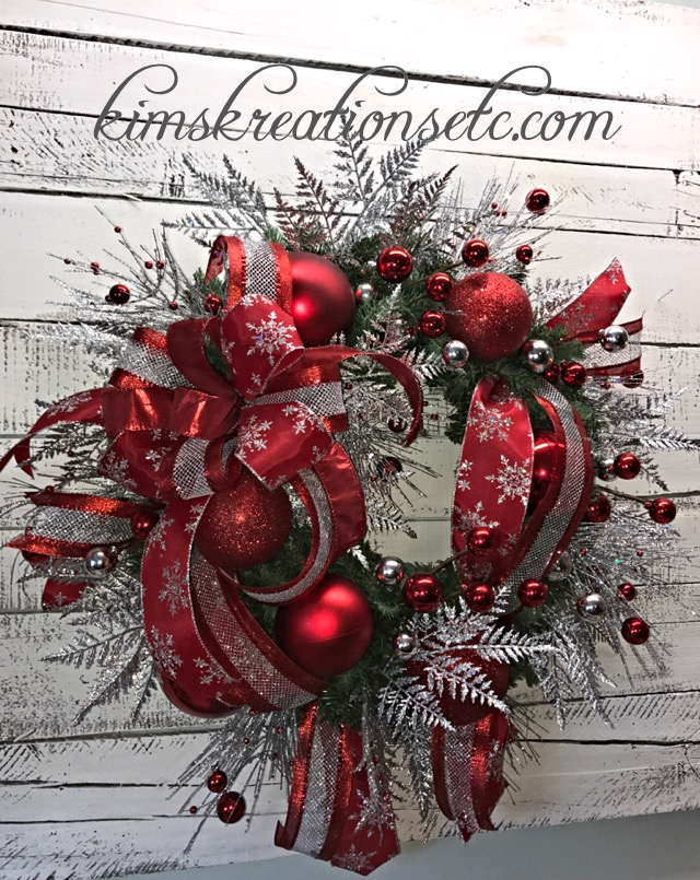 christmas wreath for front door holiday home decor