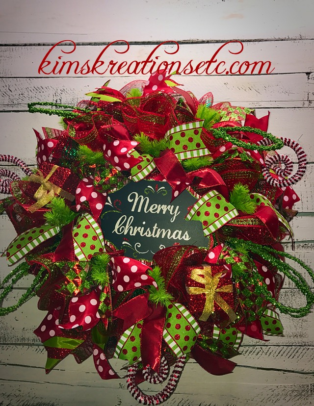 ... Holiday Front Door Wreath, Christmas Door Décor, Christmas Decorations,  Holiday Décor, Holiday Home Decor. ; 