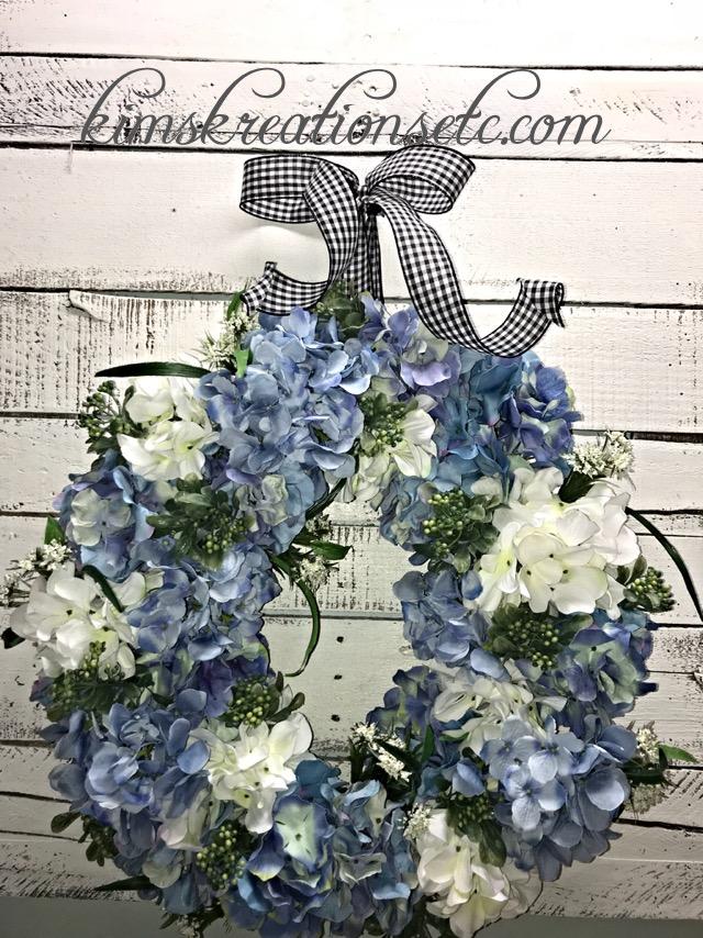 Amazing ... Handmade Wreath. ; 