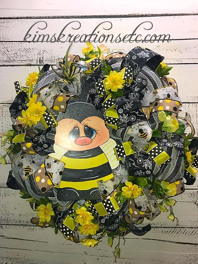 Delicieux ... Summer Handmade Wreath. ; 